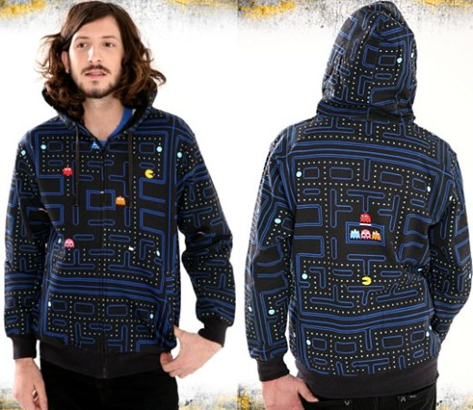 ropa pacman