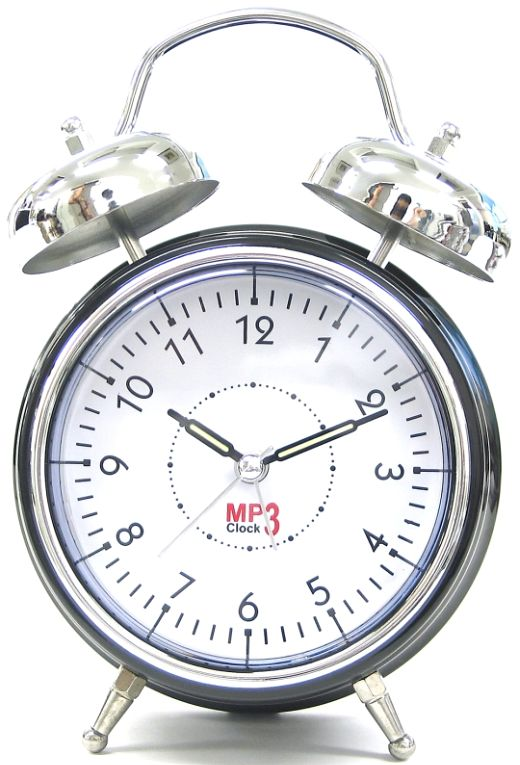 reloj despertador mp3