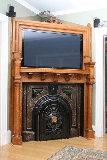 casa-steampunk-chimenea-tv