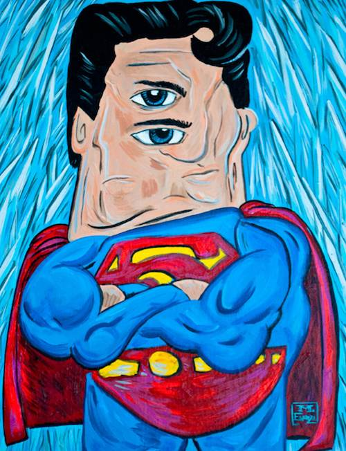 superman-abstracto