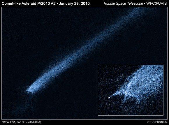 asteroide-x-hubble