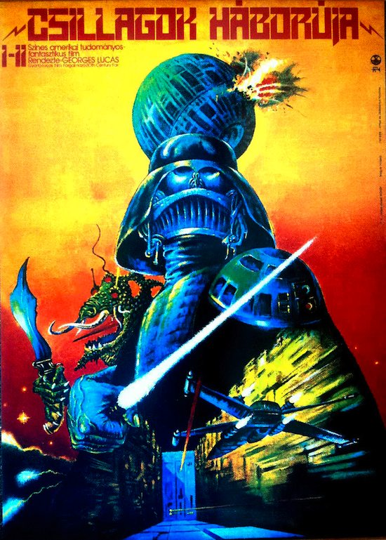 posters star wars hungria 2