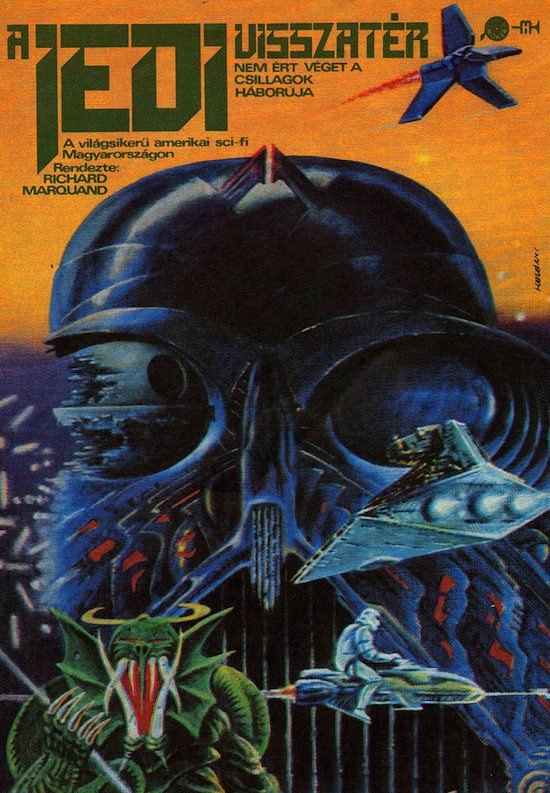 posters star wars hungria
