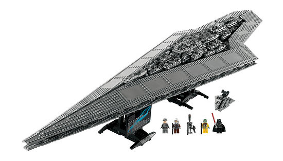 destructor star wars lego