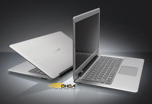Acer Aspire 3951, la versión PC de un MacBook Air