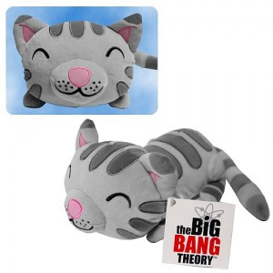 Peluche que te canta 'Soft Kitty' [The Big Bang Theory]