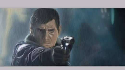 Blade Runner en Photoshop [Vídeo del día]