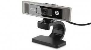 Webcam con calidad en alta resolución HP HD 5210