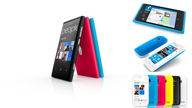 Lumia 800 y Lumia 710, nuevos Windows Phone de Nokia
