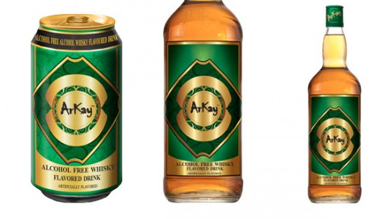 El primer Whisky del mundo sin alcohol, ArKay Beverages