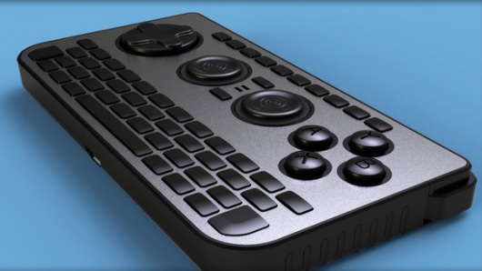 El teclado inalámbrico Open-Source para smartphones y tablets, iControlPad2