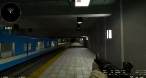 Multa de 50.000 dólares por recrear la estación de tren de Montreal en Counter Strike